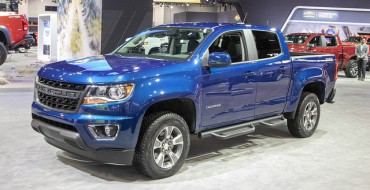 No Refresh for 2020 Chevrolet Colorado