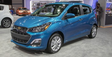 2019 Chevy Spark LS Earns Praise from US News for Its Uncomplicated Tech