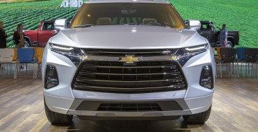 Turbo Engine Option a Possibility in 2020 Chevy Blazer