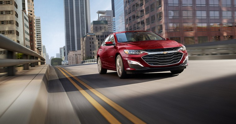 What Are the Differences Between the 2019 Chevy Malibu and the 2019 Chevy Impala?