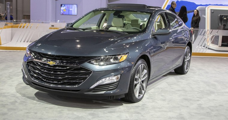 2019 Chevy Malibu Now Available in the Middle East