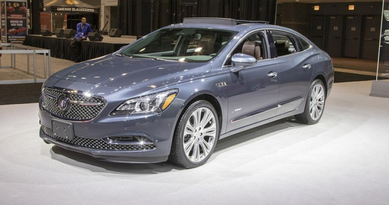 Two Buick Models Top Segments in 2019 J.D. Power Vehicle Dependability Study