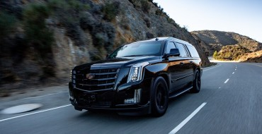 [PHOTOS] Indulge Your Inner Plutocrat with This $350K Armored Escalade