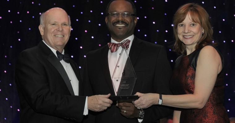 Gerald Johnson: General Motors North America Manufacturing VP