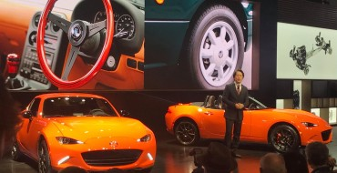 3 Cool Facts Straight from the Mazda Miata Design Chief