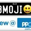 Emoji Plates Invade Australia's Highways