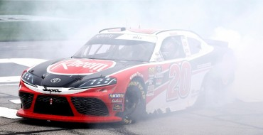 The New Supra NASCAR Has Already Won Its First Race