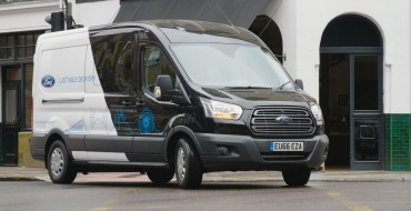 Ford Warehouse on Wheels Concept Aims to Improve Courier Services