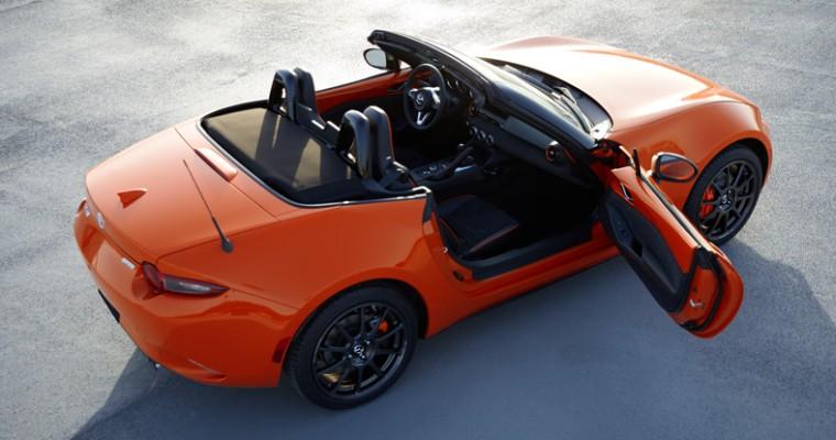 Mazda is Making 143 More MX-5 Miata 30th Anniversary Edition Models