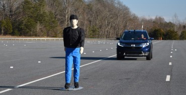 2019 Honda CR-V Earns Top Safety Ratings from IIHS