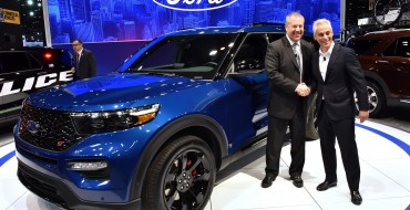 Ford Invests $1B in Chicago Assembly and Stamping Plants