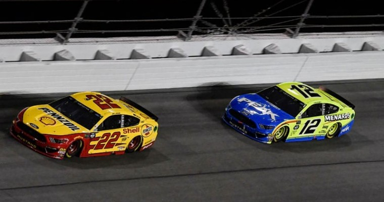 Ford NASCAR Mustang Starts Strong at Daytona 500