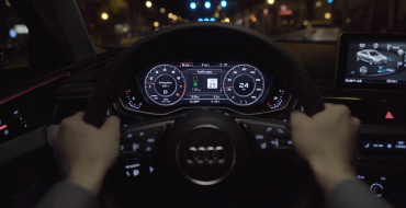 Audi Tech Lets You Drive Without Hitting Red Lights
