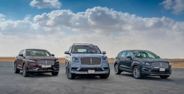 Lincoln Brand Grows in Middle East in 2018