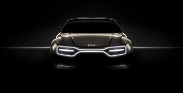 New Kia EV Concept Car Looks Like It's Gonna Be Nuts