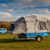 Off-Grid Camping Powered By Nissan's Electric Vehicle Batteries
