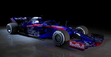 Toro Rosso Reveals Its 2019 Formula One Car