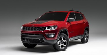 Jeep Reveals Electric Renegade and Compass at Geneva Motor Show