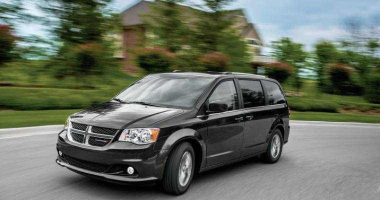 Anniversary Editions of Dodge Grand Caravan, Chrysler Pacifica, and Pacifica Hybrid Debut