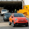 Turbocharged 2019 Fiat 500X Models Arrive at Port of Baltimore