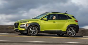Hyundai Kona Tops J.D. Power Tech Experience Study