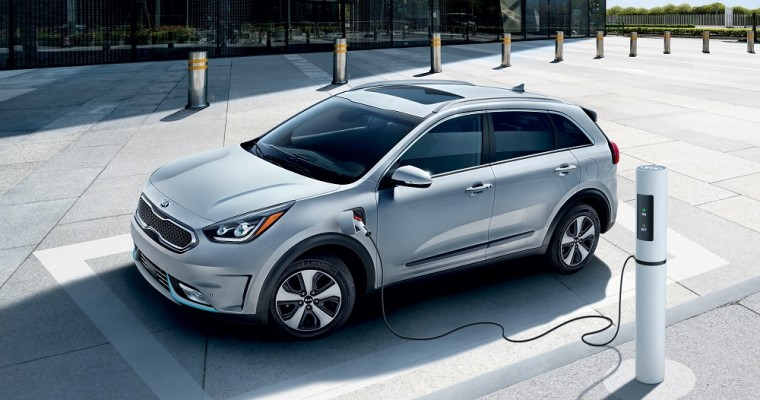 Another Amazon Partnership: Charging Solutions for Electric Kia Vehicles