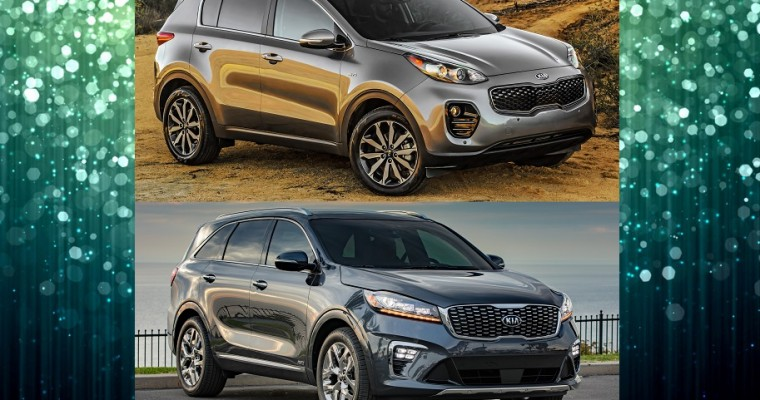 What Are the Differences Between the Kia Sorento and Sportage?