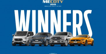 Ford Wins Four Top Honors in 2019 Middle East Car of the Year Awards