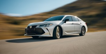 Toyota Wins Big in Consumer Reports' Best Cars of 2019
