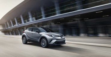 Toyota C-HR Gets New, More Affordable Base Trim