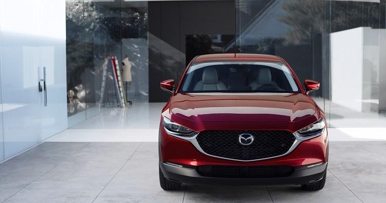 Say Hello to the Mazda CX-30