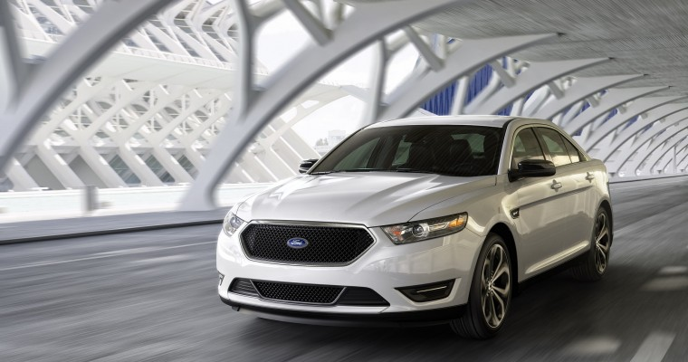 Final Ford Taurus Leaves Chicago Production Plant