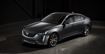 Closer Look: 2020 Cadillac CT5 at the New York Auto Show