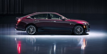 [PHOTOS] Cadillac Shows Off New 2020 CT5 Sedan