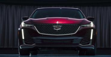 Cadillac CT4 Sedan Set to Make Its Debut Later This Year