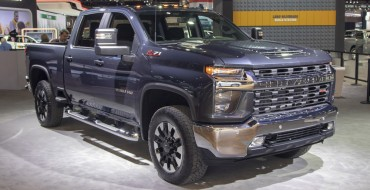 Updates on the Way for 2021 Chevrolet Silverado 2500HD