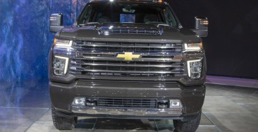 All-New Mirrors on 2020 Chevy Silverado HD Offer Towing Benefits
