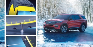 2020 Ford Explorer Stops Flats Flat with Michelin Selfseal Tires
