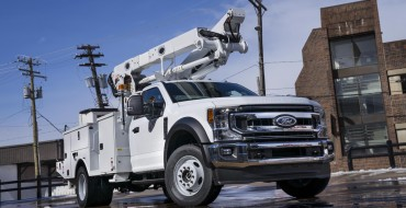 Ford Unveils F-600 Super Duty, Refreshed Commercial Lineup