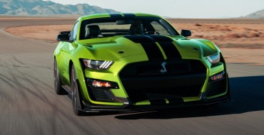Grabber Lime Ford Mustang is Basically Ecto Cooler on Wheels
