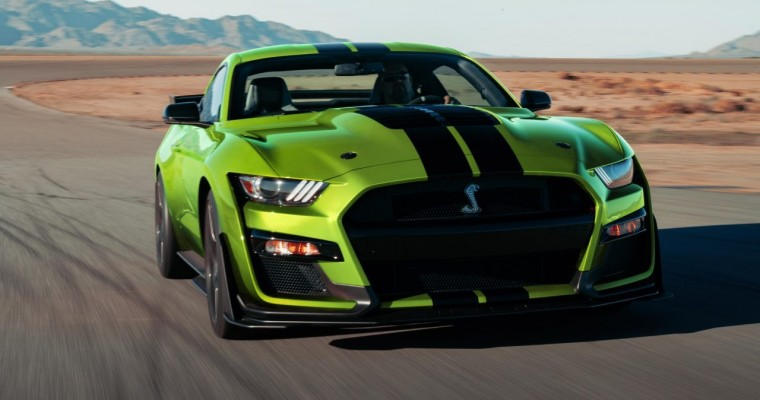 2020 Mustang Shelby GT500 Lands on Hagerty Hot List