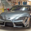 The First 2020 Toyota Supra Has Rolled Off the Assembly Line