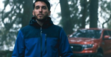 Ford Engineer Brandon Cameron Stars in Ford Ranger Ad