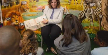 Elena Ford Leading New Literacy Initiative with Ford Fund, First Book