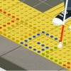 How Seiichi Miyake's Bumpy Pavement Tiles Make It Safer to Cross at Intersections