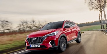 [PHOTOS] Europe Gets Sporty Hyundai Tucson N Line
