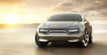 "[PHOTOS] Kia Reveals All-Electric ""Imagine by Kia"" Concept in Geneva"