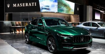 Maserati Shows Off Ultra-Customization Program in Geneva
