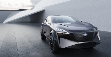 PHOTOS: New Nissan IMQ Concept Comes to Geneva