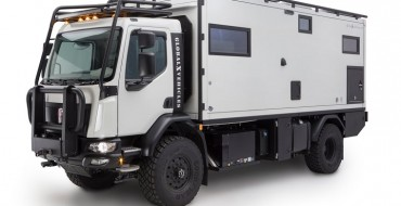 The Patagonia is a $465k Off-Road Motorhome
